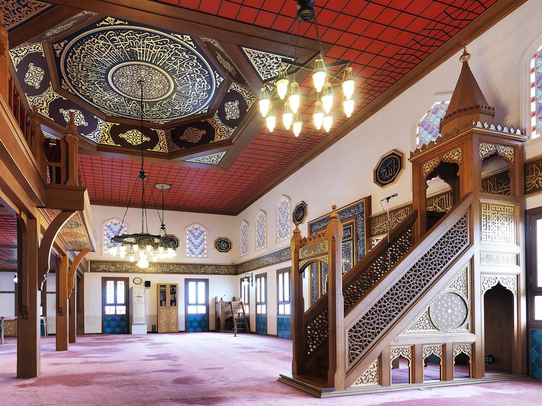 Asım Ülker Camii