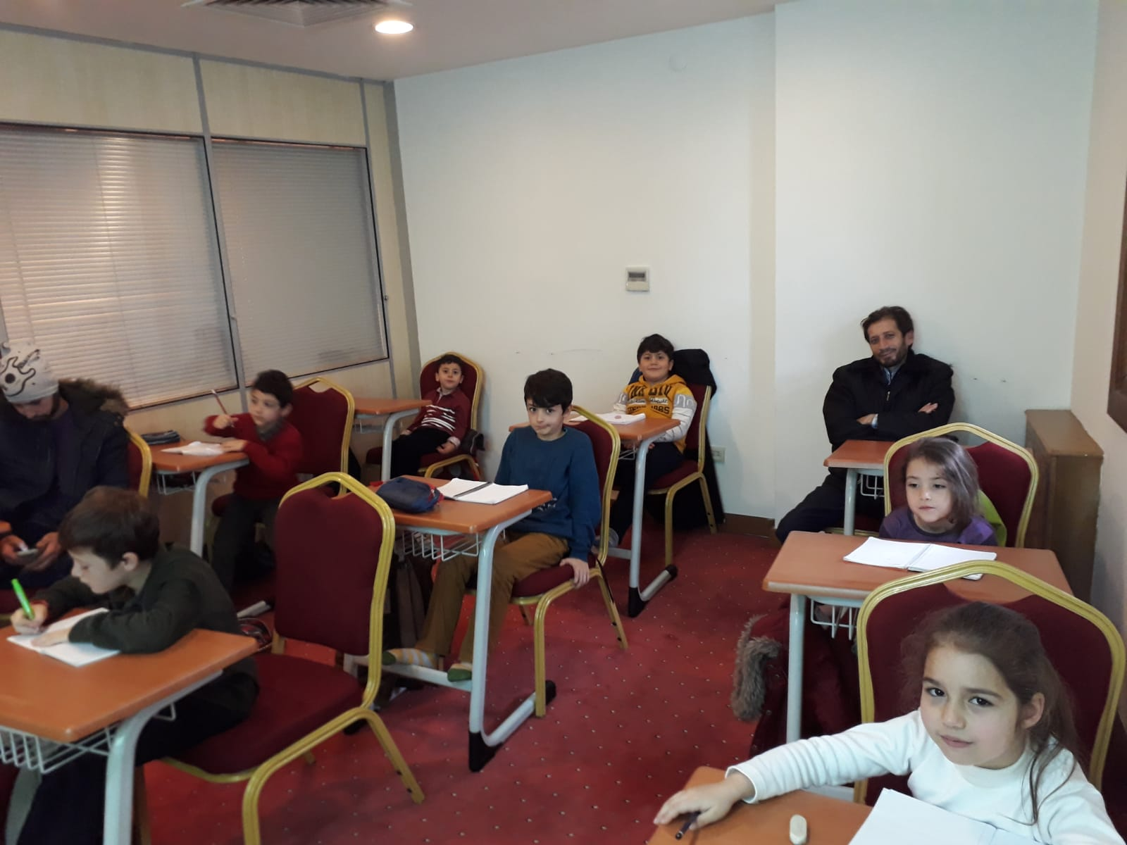İlköğretim çağındaki çocuklara yönelik Arapça dersleri başladı
